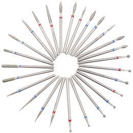 Инструменты - Фреза для маникюра алмазная, 0