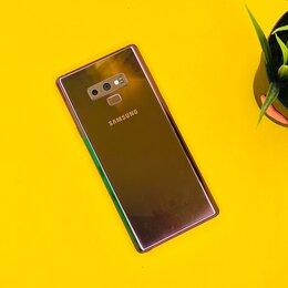 Мобильные телефоны - Samsung Galaxy Note 9 512Gb Brown, 0