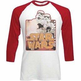 Футболки и майки - Футболка реглан Star Wars - Storm Troopers (L,…, 0
