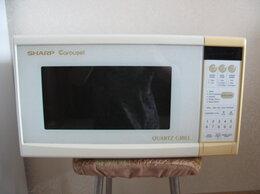 Прочая техника - Микроволновка c грилем Sharp Quartz…, 0