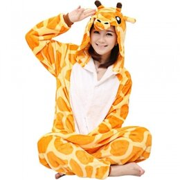Костюмы - Кигуруми Радужный жирафик  M 160-170, 0