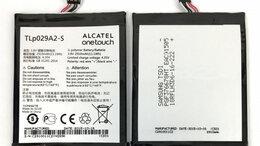 Аккумуляторы - Аккумулятор (АКБ) TLp029A2-S для Alcatel One…, 0