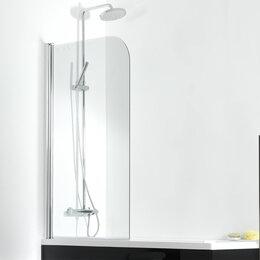Шторы и карнизы - INTER 2B Шторка для ванны 85 см арт.S100064814, 0