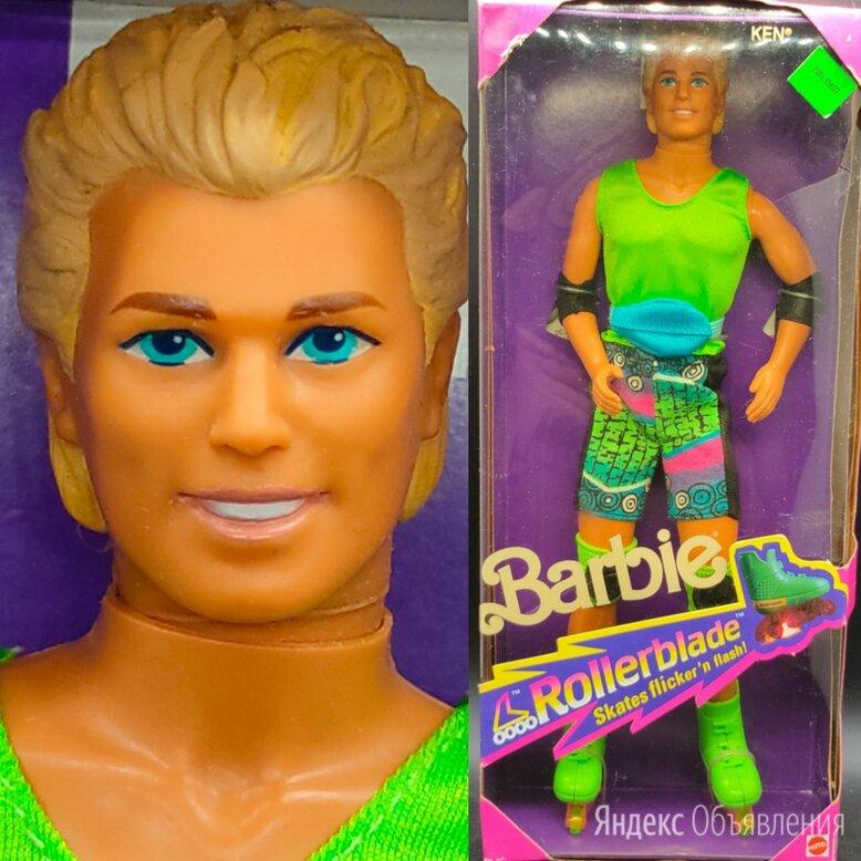 Кен на роликовых коньках, 1991 год по цене даром - Куклы и пупсы, фото 0