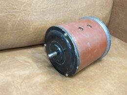 Электроустановочные изделия - Коллекторный электродвигатель постоянного тока…, 0