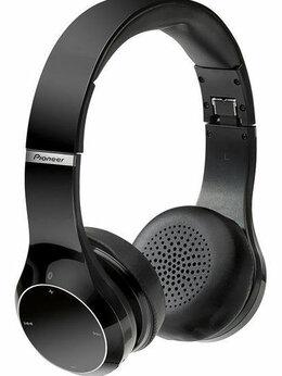 Наушники и Bluetooth-гарнитуры - Наушники беспроводные наушники Pioneer SE-MJ771BT, 0