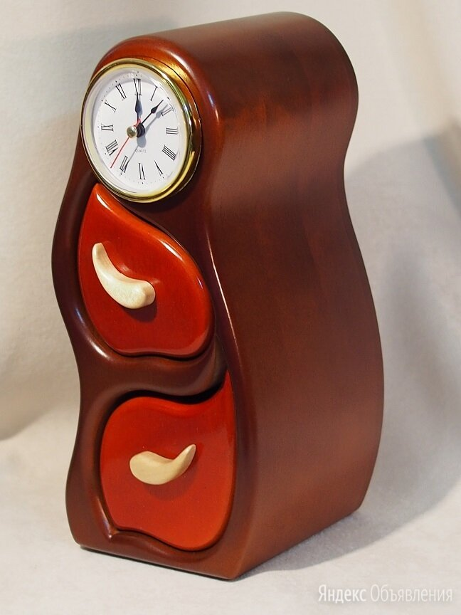 Шкатулка с часами Ярославна по цене 3200₽ - Шкатулки, фото 0