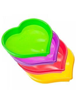 Выпечка и запекание - форма для выпечки, силикон, 25x22x4, 5 см, vetta…, 0