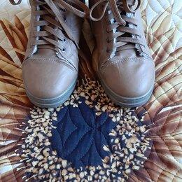 Ботинки - Демисезонные ботиночки, размер 36-37, 0