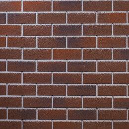 Фасадные панели - фасадная плитка HAUBERK , Баварский кирпич, 0