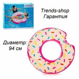 Спасательные жилеты и круги - Надувной круг Пончик 94 см, 107 см, 0