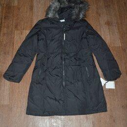 Пуховики - Куртка пуховая Calvin Klein, длинная, оригинал из US, 0