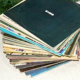 Виниловые пластинки - грампластинки 1980-1990 годов, 0