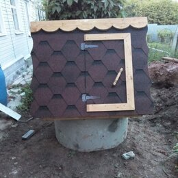 Архитектура, строительство и ремонт - Копка колодца из жби колец , 0