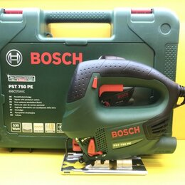 Лобзики - Лобзик Bosch PST 750 PE, 530 Вт, 0