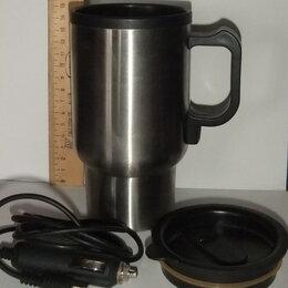 Термосы и термокружки - Автомобильная термокружка от прикуривателя, 0