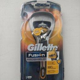 Бритвы и лезвия - Бритва (без лезвия) - Gillette Fusion ProS, 0