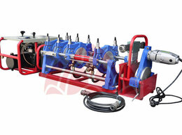 Аппараты для сварки пластиковых труб - Аппарат для стыковой сварки полиэтиленовых труб…, 0