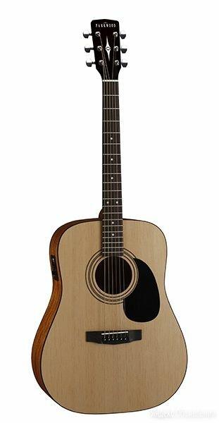 Parkwood W81E-OP электроакустическая гитара, с чехлом по цене 13790₽ - Акустические и классические гитары, фото 0