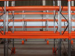 Грузоподъемное оборудование - Паллетные стеллажи / Стеллаж металлический, 0