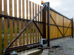 Заборы и ворота - Откатные ворота 5000x2000 , 0