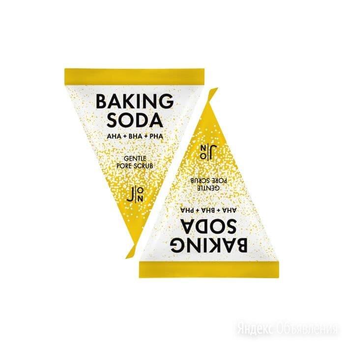 Содовый скраб для очищения пор Мини J:ON Baking Soda Gentle Pore Scrub  по цене 50₽ - Скрабы и пилинги, фото 0