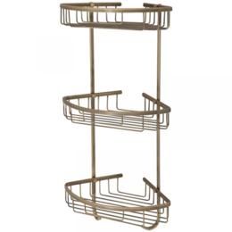 Полки, шкафчики, этажерки - Полка 21 см Basket Veragio VR.GFT-9067.BR, 0