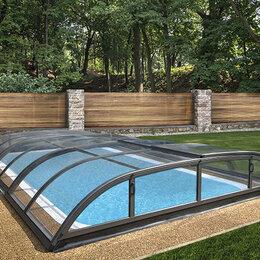 Павильоны для бассейнов - Павильон для бассейна Albixon DALLAS A (3 секции), 0