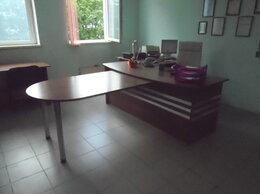 Компьютерные и письменные столы - Стол директора с брифинг-приставкой., 0