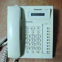 Системные телефоны - Цифровой системный телефон Panasonic KX-T7565RUW, 0
