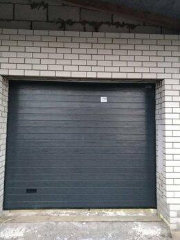 Заборы и ворота - Ворота секционные подъемные, 0