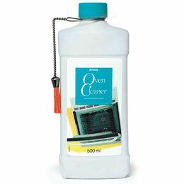 Бытовая химия - Чистящее средство- гель для духовых шкафов, 0