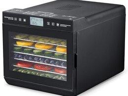 Сушилки для овощей, фруктов, грибов - Дегидратор RAWMID Modern RMD-07, 0