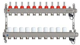 Коллекторы - Коллектор для теплого пола на 10 выходов Taen (с…, 0