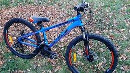Велосипеды - Велосипед 24 Stels Navigator 400 MD F010 (рама…, 0