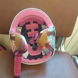 Защита и экипировка - Шлем горнолыжный детский, 0