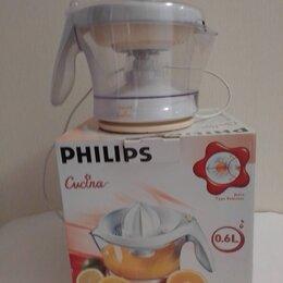 Соковыжималки и соковарки - Соковыжималка Philips HR 2744. новая, 0