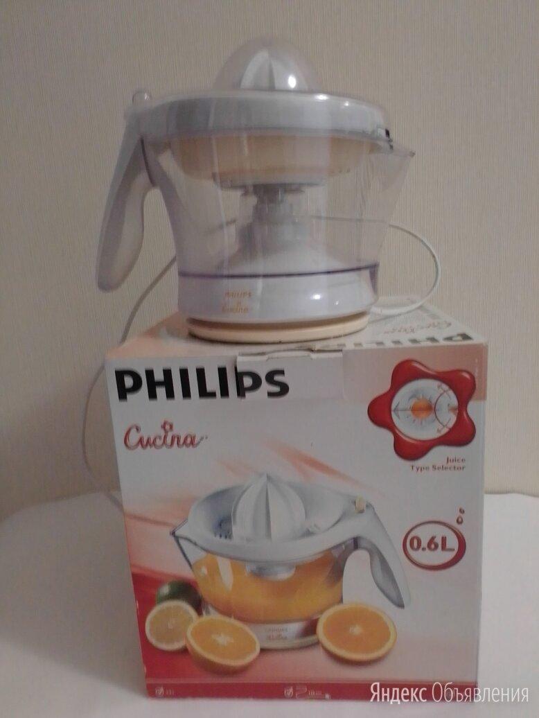 Соковыжималка Philips HR 2744. новая по цене 1700₽ - Соковыжималки и соковарки, фото 0