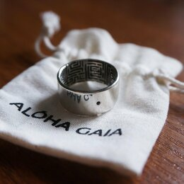 Кольца и перстни - Кольцо Aloha Gaia, 0