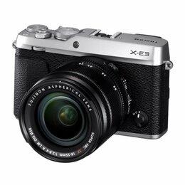 Объективы - Продам новый Fujifilm X-E3 Kit (XF 18-55mm…, 0