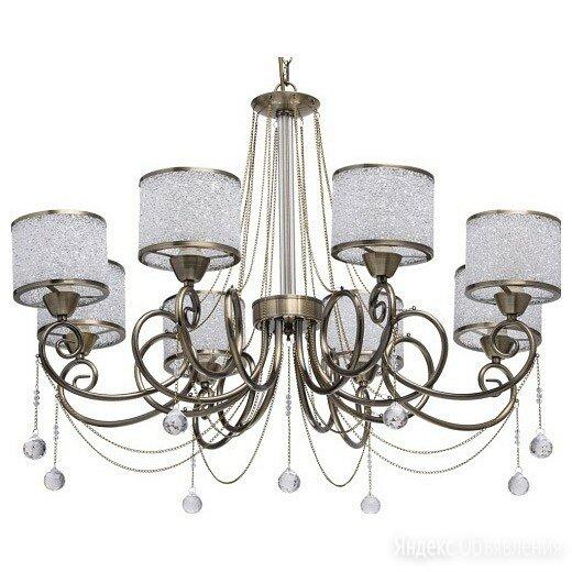 Подвесная люстра MW-Light Моника 11 372013508 по цене 24610₽ - Люстры и потолочные светильники, фото 0