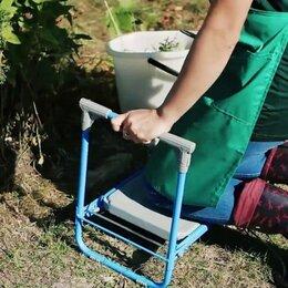 Скамейки - Скамейка садовая NIKA с мягким сиденьем, 0