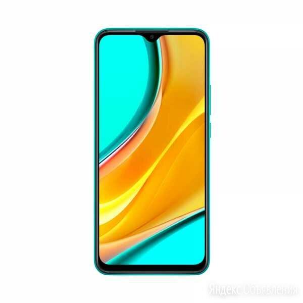 Xiaomi Redmi 9 3/32Gb Зеленый (Ocean Green) по цене 10480₽ - Мобильные телефоны, фото 0