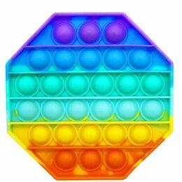 Игрушки-антистресс - POP IT Игрушка-антистресс (цветная), 0