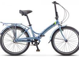 Велосипеды - Городской велосипед STELS Pilot 770 24 V010…, 0