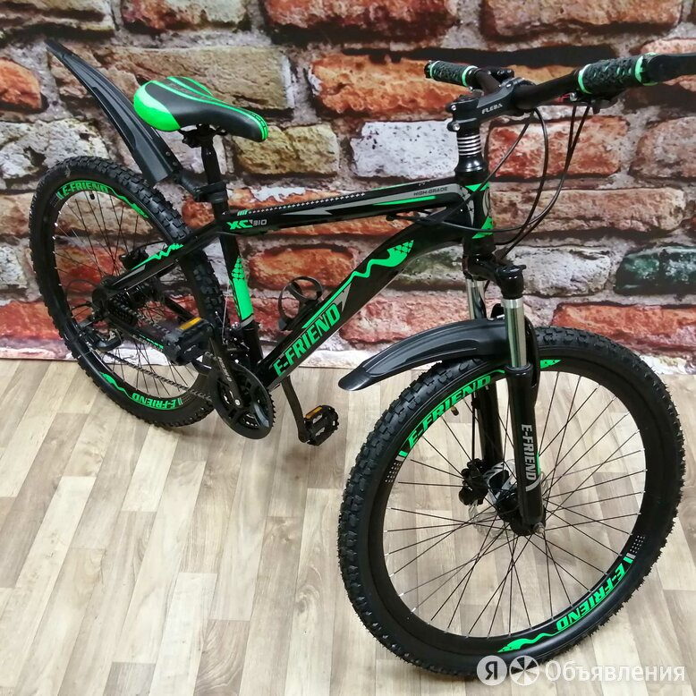 Велосипед фэтбайк по цене 12450₽ - Велосипеды, фото 0
