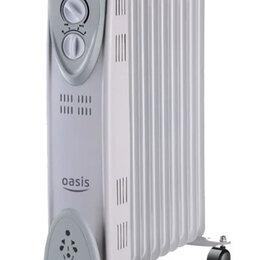 Обогреватели - US-20 Масляный радиатор OASIS, 0