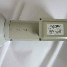 Спутниковое телевидение - Спутниковый конвертер  Gospell GCF-2800, 0