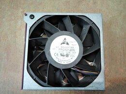 Кулеры и системы охлаждения - Кулер серверный Delta PFC1212DE 120-120-38 мм DC 1, 0