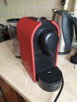 Кофеварки и кофемашины - Капсульная кофемашина Nespresso Krups, 0